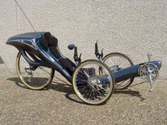 various homebuilt recumbent trikes and bikes - drie wiel - Веб-альбомы Picasa