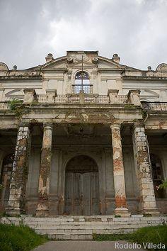 Antigua Escuela de Artes, Santa Ana, El Salvador | Flickr: Intercambio de fotos