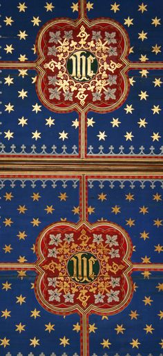 Pugin's Painted Ceiling http://th08.deviantart.net/fs70/PRE/i/2011/116/8/d/pugin__s_painted_ceiling_by_gothicbohemianstock-d3exfz3.jpg