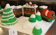 4th place winner - Myka Kang-Lanz  Gingerbread Scholarship Competition
