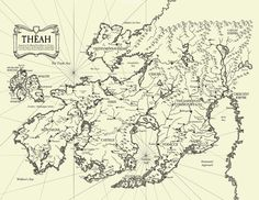 IC Map of Theah