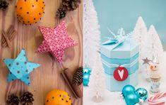 Här viker vi vackra askar för de små julklapparna. Ska du ge bort hemlagat godis till värdinnan på glöggfesten, smycken, te, en upplevelse eller presentkort i julklapp, finns här inspiration till fina askar att lägga gåvorna i.