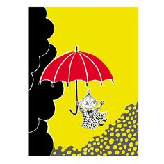Beautiful Moomin posters sized 24x30cm. The package includes 4 different images packed in cellophane with carton. Decorate your home with these multicolored posters featuring Moomin characters.