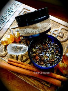 Winter Solstice Incense by EireCrescent on Etsy, $12.99