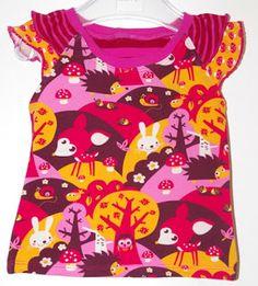 Das Seesaw Shirt gehört zur Ottobre 03/2012.