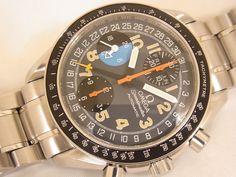 Omega Speedmaster MK40 Am PM Triple Calendar 3520 53 | eBay