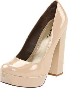 Love chunky heels