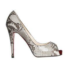 Zapatos / carolina herrera ❤ liked on Polyvore