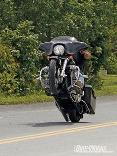 2006 Harley Davidson Street Glide - Blown Darkness | Baggers