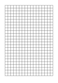 Blank 15 x 15 Grid Paper or Word Search Grid | Classroom Jr ...