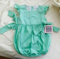 a64e4b0d2fc5 SweetHoney SWEET HONEY Aqua Mint Bubble 3T BOUTIQUE 3 Matches Mint  Magnolia. Girls Boutique DressesBaby ...
