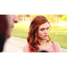 Photo by K • PicMonkey: Photo Editing Made Of Win ❤ liked on Polyvore featuring teen wolf, holland, holland roden, celebrities and lydia
