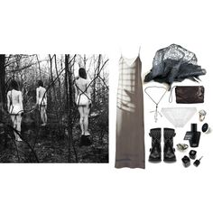 I am tired of all the dead by ghoulnextdoor on Polyvore