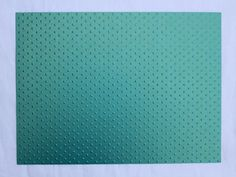 *BRAND NEW STOCK & COLOURS* Polka Dot Embossed Pearlescen Card 300gsm TURQUOISE Scrapbook Paper Crafts, Emboss, Card Stock, Polka Dots, Colours, Turquoise, Amp, Cards, Paper Board