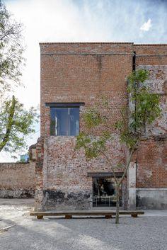 Oficinas CDLE, México DF (México) | R-ZERO  # Rehabilitación  > Centro histórico, México DF (México)