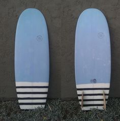 "EVEN KEEL SURF SHAPES Deck hand 5'4"" x 22.5"" x 2.5"""