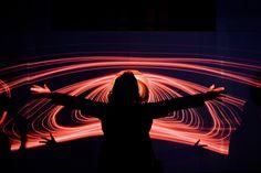 Meditation by Minha Yang at The Creators Project: San Francisco Creators Project, Art And Technology, Medium Art, The Creator, Photo Galleries, Meditation, Religion, Darth Vader, Gallery