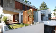 stacked house in Bangalore-Architecture paradigm