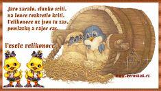 beruska8 Just Magic, Good Morning Gif, Czech Republic, Runes, Winnie The Pooh, Disney Characters, Fictional Characters, Teddy Bear, Easter