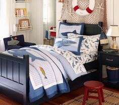 Best Pottery Barn Kids Headboards For Beds Nautical Bedroom 400 x 300