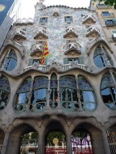 Gaudi, *sigh*