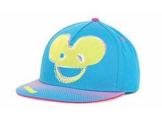 Deadmau5 HD Print Snapback Cap  Hats