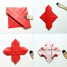 Origami for Everyone – From Beginner to Advanced – DIY Fan Origami 2d, Cute Origami, Kids Origami, Useful Origami, Origami Easy, Origami Paper, Origami Instructions, Origami Tutorial, Crafts For Kids