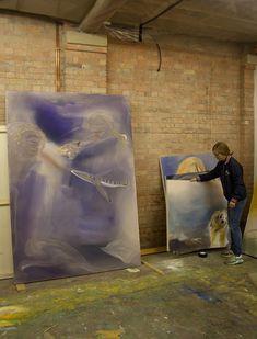 Image result for sophie von hellermann Painting, Image, Art, Art Background, Painting Art, Kunst, Paintings, Gcse Art