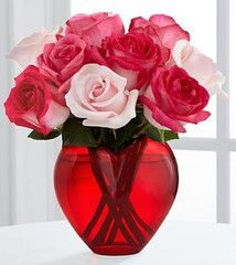 Art of Love Rose Bouquet ... $64