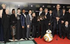 The Force will be back! Kathleen Kennedy has confirmed the entire Star Wars: The Force Awa...