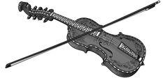 hardingfele (Hardanger Fiddle)
