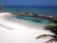 """Oceanfront Grand Cayman """"On the Bay""""  at Old Man Bay, 3 bedroom, 3 bathroom, pool, clean beach, king bed, 2 queen beds"""