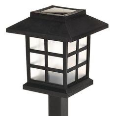 Solar Post Lantern | Poundland Sensory Garden, Lantern Post, Solar Lights, Outdoor Lighting, Lanterns, Gardening, Ideas, Home Decor, Decoration Home