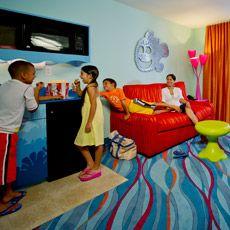 Finding Nemo suite