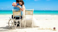 Photo shoot with the Mr. & Mrs featuring signed seats, ship's helm and the bride's beautiful bouquet #wedding #weddingindominican #caribbean #caribbeanweddingagency