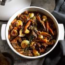 Try the Beef Bourguignonne with Steamed Potatoes Recipe on williams-sonoma.com/