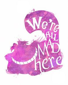 Cheshire Cat Alice in Wonderland Printable Poster – DIGITAL / Immediate Obtain / Disney Wall Artwork / Dwelling Decor / Quote Disney Pixar, Disney And Dreamworks, Disney Magic, Disney Movies, Disney Characters, Walt Disney, Sea Wallpaper, Disney Wallpaper, Wallpaper Quotes