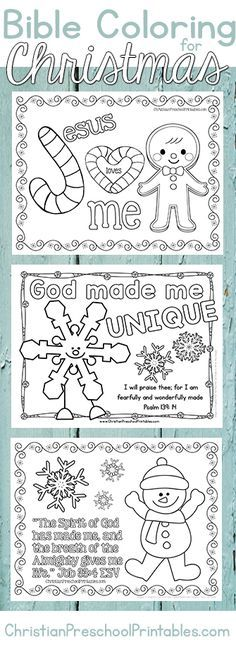 312 Best Bible Printables For Preschoolers Images On Pinterest