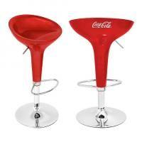 Coca-Cola® Scoop Bar Stool