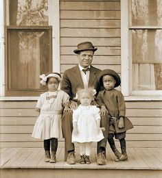 FATHER'S LOVE: Toby James & his daughters