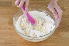 Masa Sablée - Masa básica para tartas y galletas - Tan Dulce Tapas, Icing, Grains, Rice, Cookies, Desserts, Food, Disney, Microwaves