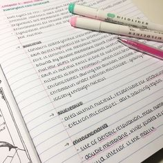 """maysstudies: """" 03.05.2016. been so swamped with work lately so here are some bio notes I've just written up neat """""""