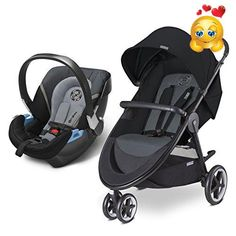 #Agis #M-Air 3 is the perfect lightweight stroller to easily navigate the urban landscape with a clean and crisp design. Folds very compactly with the quick and e...