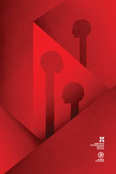 Municipal Theatre of Patras posters by http://studioampersand.net