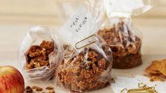 Jolly Holiday, Granola, Cereal, Place Card Holders, Snacks, Breakfast, Christmas, Recipes, Food