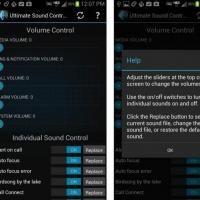 Ultimate Sound Control: modifica los sonidos de tu smartphone sin morir en el intento  http://www.xatakandroid.com/p/98884