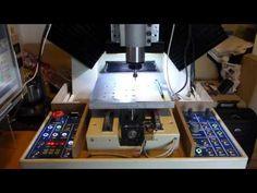 Precision CNC With Epoxy Granite   Hackaday