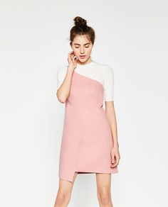 Image 2 of ASYMMETRIC DRESS from Zara