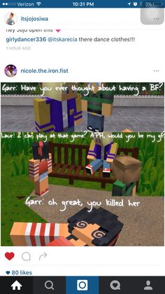 Great you killed her!The funny thing is when I watch this I said oh great you killed her and then died of laughter cause he said it XD
