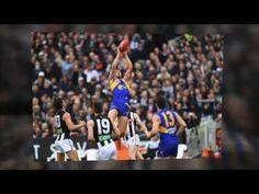 West Coast Eagles vs Port Adelaide Power Aussie Football Full Game & Hig...